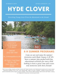Cover photo for 2019 4-H Summer Program Registration