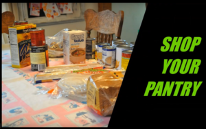 Shop Your Pantry