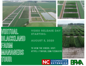 Cover photo for Virtual Blackland Farm Managers Tour - August 5, 2020